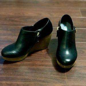 Dr. Scholl's Wedge Ankle Booties